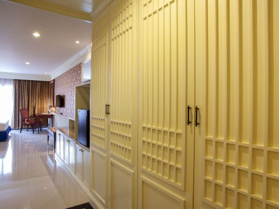 花築·芭堤雅海豚灣酒店(Floral Hotel · Dolphin Circle Pattaya)至尊豪華房