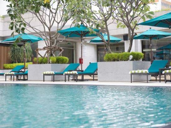 曼谷假日酒店(Holiday Inn Bangkok)健身娛樂設施