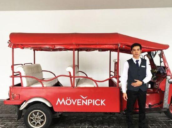 曼谷素坤逸15巷瑞享酒店(Mövenpick Hotel Sukhumvit 15 Bangkok)其他