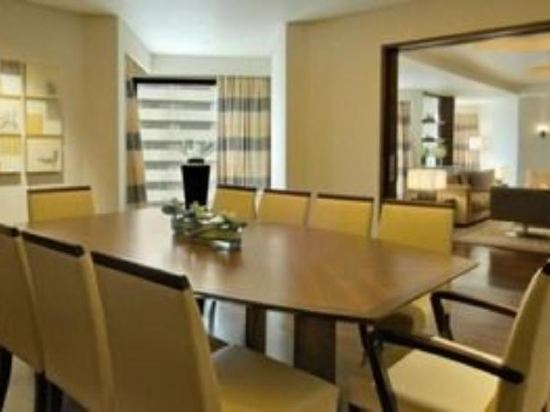 新加坡君悅大酒店(Grand Hyatt Singapore)會議室