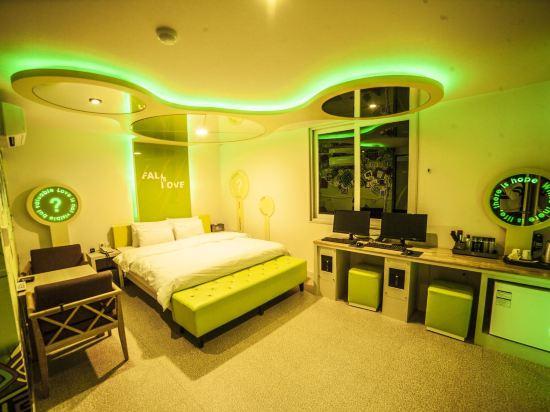 OZ温泉浴場酒店(Hotel OZ Oncheonjang)貴賓大床房