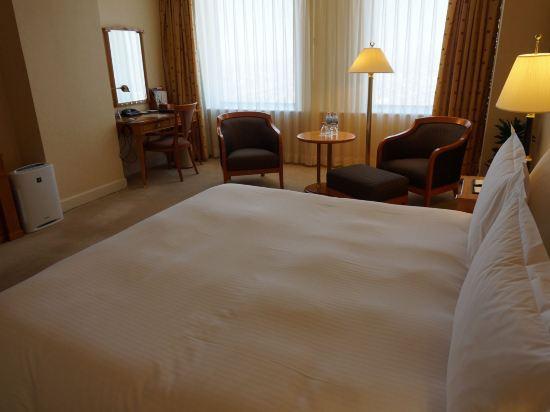 名古屋萬豪酒店(Nagoya Marriott Associa Hotel)禮賓豪華大床房