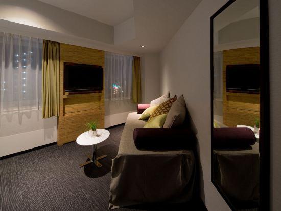 東新宿E酒店(E Hotel Higashi Shinjuku)標準雙床房