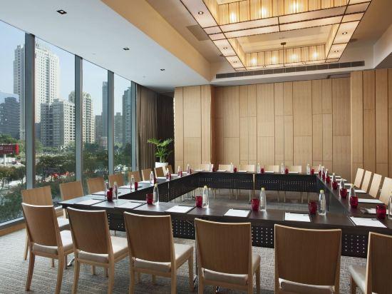 台中日月千禧酒店(Millennium Hotel Taichung)會議室