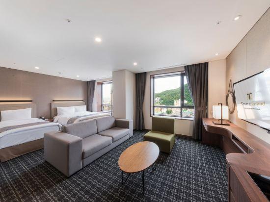 蒂瑪克格蘭德酒店明洞(Tmark Grand Hotel Myeongdong)家庭套房