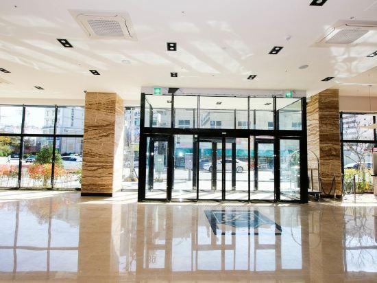 海雲台高麗良宵酒店(Benikea Hotel Haeundae)公共區域