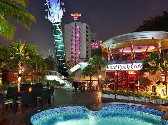 芭堤雅硬石酒店(Hard Rock Hotel Pattaya)外觀