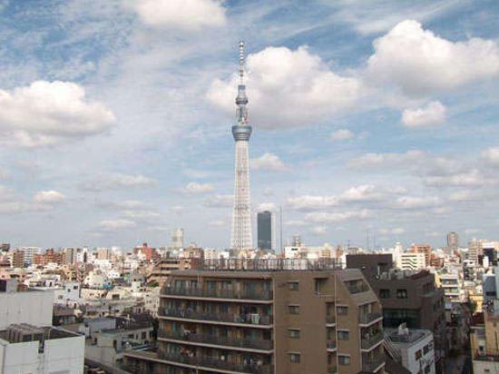 MYSTAYS 淺草酒店(HOTEL MYSTAYS Asakusa)眺望遠景