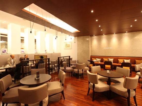 總統酒店(Hotel President)咖啡廳