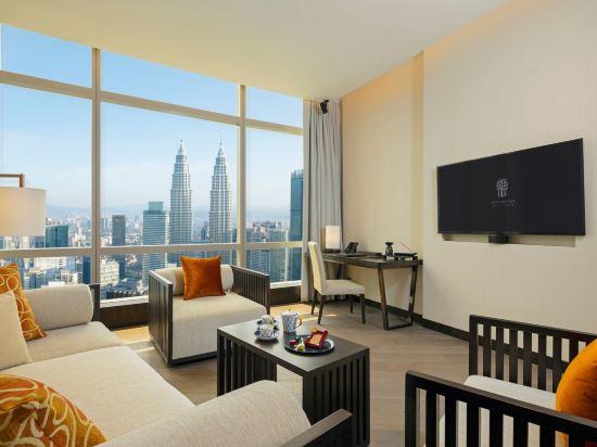 吉隆坡悅榕莊(Banyan Tree Kuala Lumpur)靜心套房