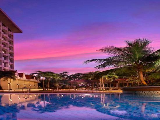 八打靈再也希爾頓酒店(Hilton Petaling Jaya)室外游泳池