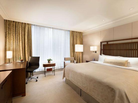 温哥華香格里拉大酒店(Shangri-La Hotel Vancouver)高級客房