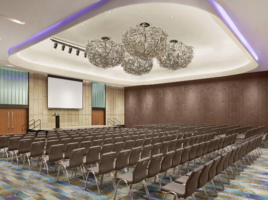 吉隆坡中環廣場雅樂軒酒店(Aloft Kuala Lumpur Sentral)會議室