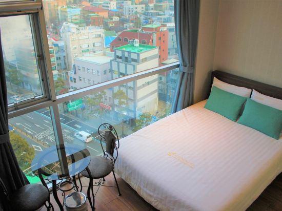 首爾忠武路公寓(Chungmuro Residence & Hotel Seoul)複式房