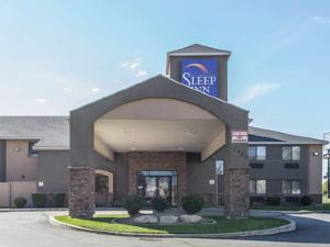 鹽湖城舒眠酒店(Sleep Inn Salt Lake City)