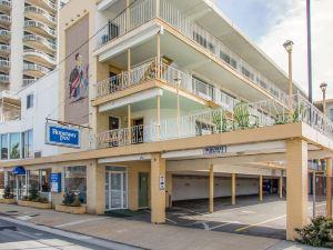 羅德威海景酒店(Rodeway Inn Oceanview)