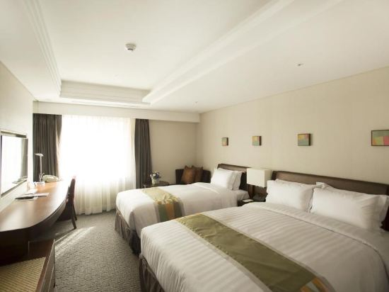 首爾貝斯特韋斯特精品花園精品酒店(Best Western Premier Seoul Garden Hotel)家庭雙床房