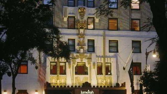紐約艾塞克斯豪斯 JW 萬豪酒店