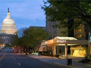 華盛頓國會山凱悅酒店(Hyatt Regency Washington DC)