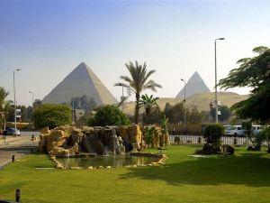 金字塔艾美酒店(Le Meridien Pyramids Hotel and Spa)