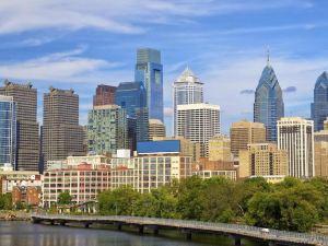 費城市中心希爾頓逸林酒店(DoubleTree by Hilton Philadelphia Center City)