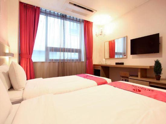 天空花園酒店濟州1號店(Hotel Skypark Jeju 1)豪華公主房