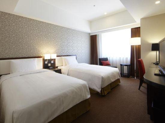 福岡皇家公園酒店(Royal Park Hotel the Fukuoka)高級雙床間