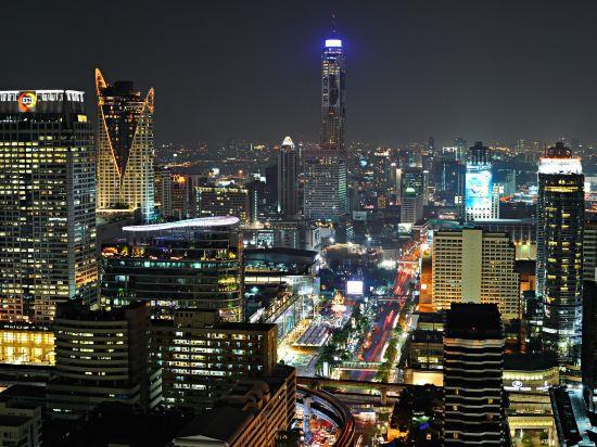 曼谷瑞吉酒店(The St. Regis Bangkok)大都會套房