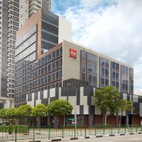 新加坡宜必思諾維娜酒店酒店預訂