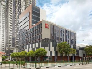 新加坡宜必思諾維娜酒店(Ibis Singapore Novena)