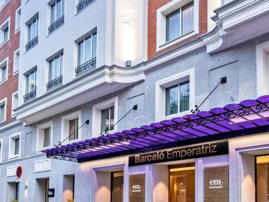 Madrid 5 star hotel deals