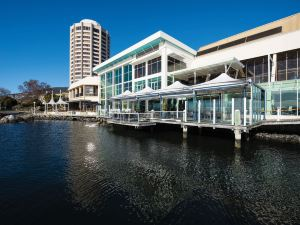 霍巴特聯邦集團來朋酒店(Wrest Point Hobart)