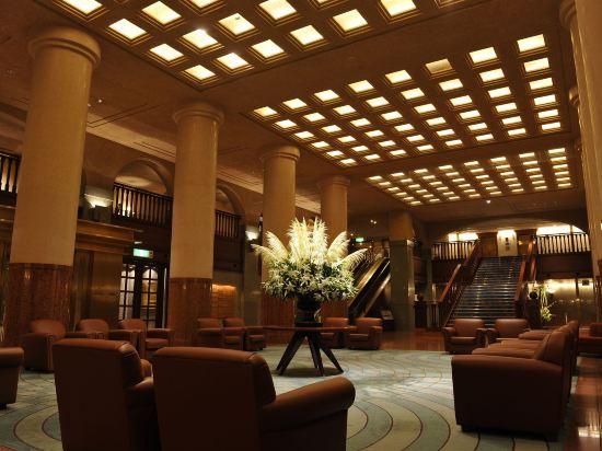 京都大倉飯店(Kyoto Hotel Okura)公共區域