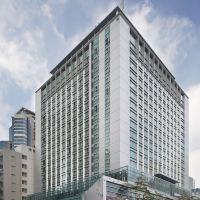 釜山海雲台Centum酒店酒店預訂