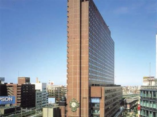 新宿王子大酒店(Shinjuku Prince Hotel)外觀