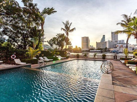 曼谷半島酒店(The Peninsula Bangkok)室外游泳池