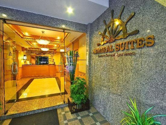 曼谷海軍上將套房酒店(Admiral Suites Bangkok)外觀