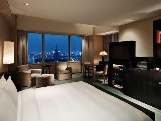 東京柏悅酒店(Park Hyatt Tokyo)柏悅豪華客房