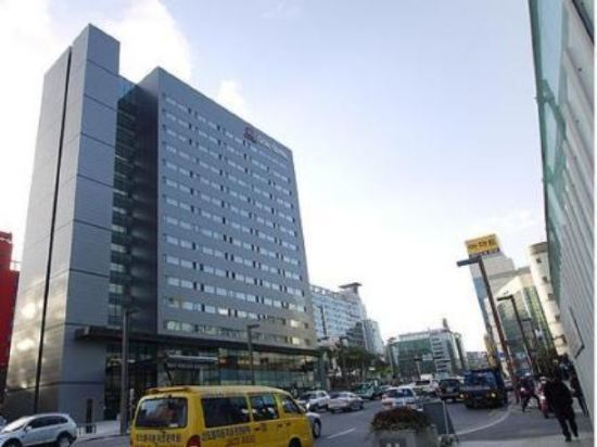 九老貝斯特韋斯特精品酒店(Best Western Premier Guro Hotel)外觀