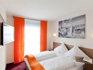 伍珀塔爾麥克喬姆斯酒店(McDreams Hotel Wuppertal City)