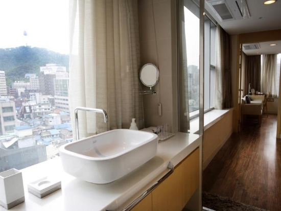 首爾明洞PJ酒店(PJ Hotel Myeongdong Seoul)套房