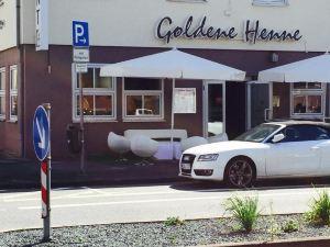 格登赫納餐廳酒店(Hotel Goldene Henne)