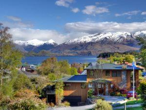 瓦娜卡湖溫泉住宿加早餐旅館(Wanaka Springs Lodge)