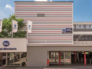 達姆施塔特貝斯特韋斯特酒店(Best Western Hotel Darmstadt)