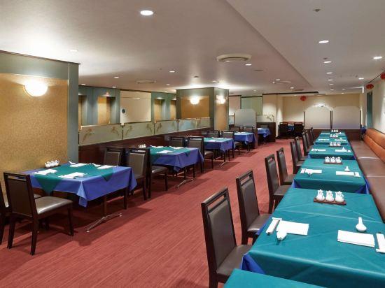 東京太陽城王子大酒店(Sunshine City Prince Hotel Tokyo)餐廳