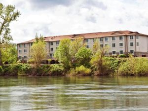 科瓦利斯河智選假日酒店(Holiday Inn Express Corvallis-on the River)