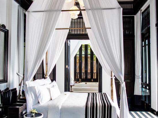 峴港洲際陽光半島度假酒店(InterContinental Danang Sun Peninsula Resort)海濱沙灘別墅