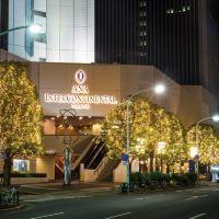 東京全日空洲際酒店酒店預訂