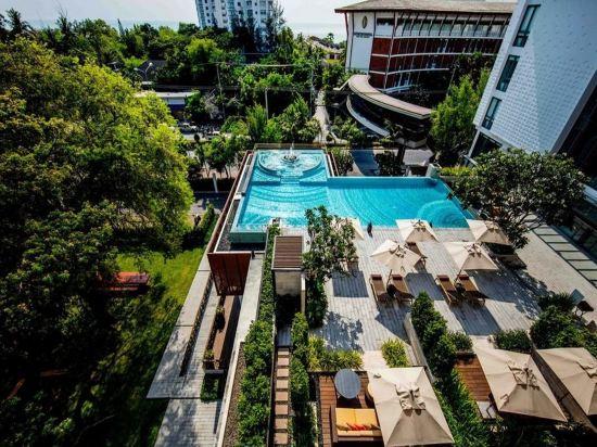 華欣洲際度假酒店(InterContinental Hua Hin Resort)室外游泳池
