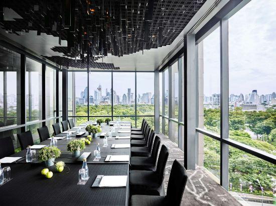 曼谷索菲特特色酒店(SO Sofitel Bangkok)會議室